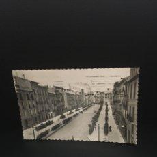 Postales: POSTAL DE TUDELA CALLE VILLANUEVA. Lote 206959041