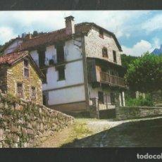 Postales: POSTAL SIN CIRCULAR - ISABA 113 - NAVARRA - BARRIO BURGUIBERRIA - EDITA BERGAS. Lote 206963672