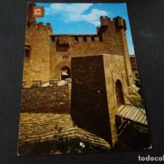 Postales: POSTAL DE NAVARRA - CASTILLO DE JAVIER - LA DE LA FOTO VER TODAS MIS POSTALES. Lote 207053100