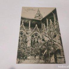 Postales: NAVARRA - POSTAL PAMPLONA - CLAUSTRO DE LA CATEDRAL. Lote 207206453