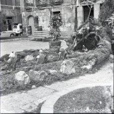 Postales: NEGATIVO ESPAÑA NAVARRA ESTELLA 1973 KODAK 55MM GRAN FORMATO FOTO PHOTO NEGATIVE. Lote 210368905