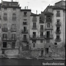 Postales: NEGATIVO ESPAÑA NAVARRA ESTELLA 1973 KODAK 55MM GRAN FORMATO FOTO PHOTO NEGATIVE. Lote 210369317