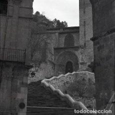 Postales: NEGATIVO ESPAÑA NAVARRA ESTELLA 1973 KODAK 55MM GRAN FORMATO FOTO PHOTO NEGATIVE. Lote 210370062