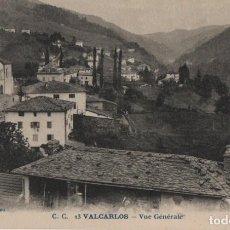 Postales: VISTA GENERAL-VALCARLOS-NAVARRA. Lote 210410716
