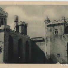 Postales: CASTILLO DE OLITE-NAVARRA. Lote 210450716