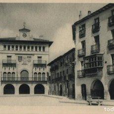 Postales: AYUNTAMIENTO DE OLITE-NAVARRA. Lote 210450766
