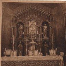 Postales: SANTUARIO SAN MIGUEL IN EXCELSIS-NAVARRA. Lote 210455627