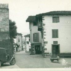 Postales: LOCALIDAD NAVARRA. PUEDE SER EZCAROZ. CIRCULADA EN 1958. FOTOGRÁFICA.. Lote 211912888