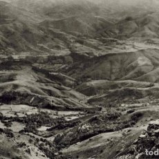 Postales: VERA BIDASOA, NAVARRA. ALTO DE LARÚN. FOTOGRÁFICA. CIRCULADA 1956. Lote 212079187