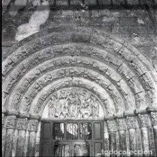 Postais: NEGATIVO ESPAÑA NAVARRA ESTELLA SAN MIGUEL 1973 KODAK 55MM GRAN FORMATO FOTO PHOTO NEGATIVE. Lote 212274500