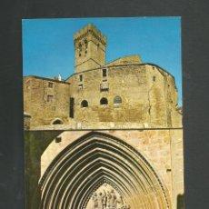 Cartes Postales: POSTAL SIN CIRCULAR - UJUE 115 - IGLESIA FORTALEZA - NAVARRA - EDITA COMPLEX. Lote 212661652