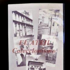 Postales: OLITE, NAVARRA - CLICHE ORIGINAL - NEGATIVOS EN CELULOIDE - EDICIONES ARRIBAS. Lote 213163530