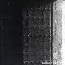 Postais: NEGATIVO ESPAÑA NAVARRA ESTELLA SAN MIGUEL 1973 KODAK 55MM GRAN FORMATO FOTO PHOTO NEGATIVE. Lote 213309751