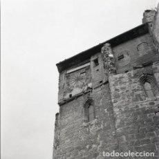 Postais: NEGATIVO ESPAÑA NAVARRA ESTELLA SAN MIGUEL 1973 KODAK 55MM GRAN FORMATO FOTO PHOTO NEGATIVE. Lote 213309922
