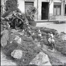 Postales: NEGATIVO ESPAÑA NAVARRA ESTELLA 1973 KODAK 55MM GRAN FORMATO FOTO PHOTO NEGATIVE. Lote 213310372