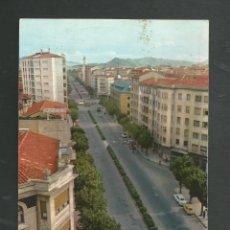 Postales: POSTAL CIRCULADA - PAMPLONA 2004 - EDITA LA LLAVE. Lote 213674625