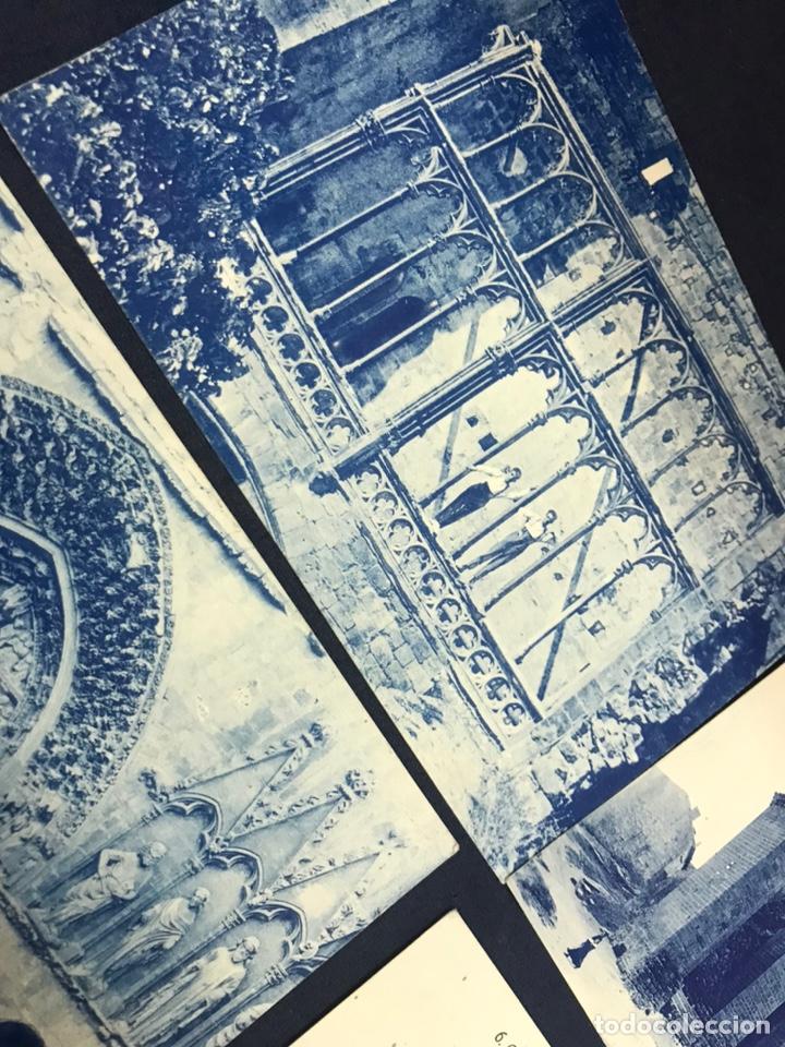 Postales: LOTE DE 5 POSTALES DE OLITE. SIN CIRCULAR - Foto 4 - 213717335