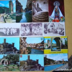 Postales: LOTE 43 POSTALES DE NAVARRA. Lote 214338267