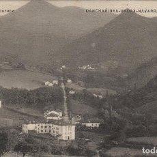Postales: POSTAL PIC ALCOURUNZ DANCHARINEA URDAX NAVARRA . CIRCULADA VER DORSO. Lote 214376270