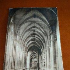 Postales: POSTAL CIRCULADA CON SELLO DE LA II REPÚBLICA 1935 PAMPLONA. Lote 216822088