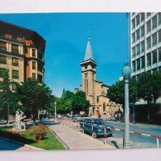 Cartes Postales: PAMPLONA - MONUMENTO E IGLESIA DE SAN IGNACIO - LMX - NA1. Lote 217782131