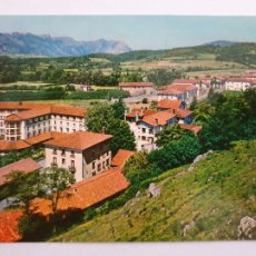 Cartes Postales: LEKUNBERRI / LECUMBERRI - VISTA PARCIAL Y HOTELES - LMX - NA2. Lote 217807676
