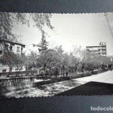 Postales: POSTAL TUTERA. TUDELA. PASEO DE GAZTAMBIDE. EDICIONES SICILIA.. Lote 218074465