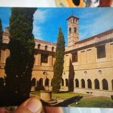 Cartoline: POSTAL TULEBRAS NAVARRA MONASTERIO CISTERCIENSE DE SANTA MARÍA DE LA CARIDAD CLAUSTRO S.XVI N 6 SICI. Lote 218223897