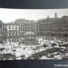 Postales: POSTAL PAMPLONA. PLAZA DEL CASTILLO. POSTALES VAQUERO. FOTO RUPEREZ.. Lote 218276543