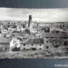 Postales: POSTAL TUDELA. VISTA PANORÁMICA. EDICIONES SICILIA.. Lote 218277182