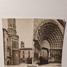 Postales: 32 TULEDA/ CATEDRAL/ AYUNTAMIENTO/ SIN CIRCULAR/ (REF.D.108). Lote 218912960