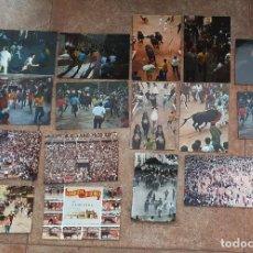 Cartes Postales: 36 POSTALES SAN FERMINES DE PAMPLONA. Lote 219310586