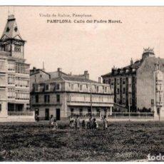 Postais: BONITA POSTAL - PAMPLONA - CALLE DEL PADRE MORET - VIUDA DE RUBIO - PAMPLONA. Lote 219460371