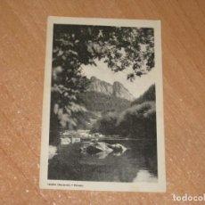 Postales: POSTAL DE ISABA. Lote 220963381