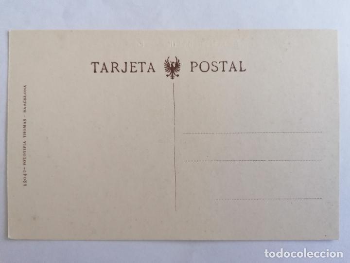 Postales: POSTAL SANTESTEBAN, ESTACION DEL FERRO-CARRIL DEL BIDASOA - Foto 2 - 220972251