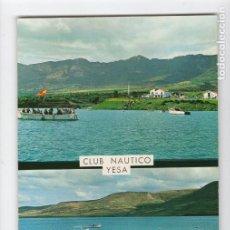Postales: Nº 118 YESA. CLUB NÁUTICO -PEÑARROYA, 1966-. Lote 221607957