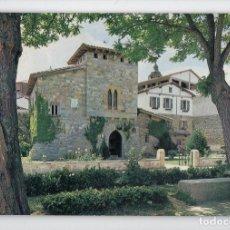 Postales: PAMPLONA. MESÓN DEL CABALLO BLANCO, 1964. Lote 221632135