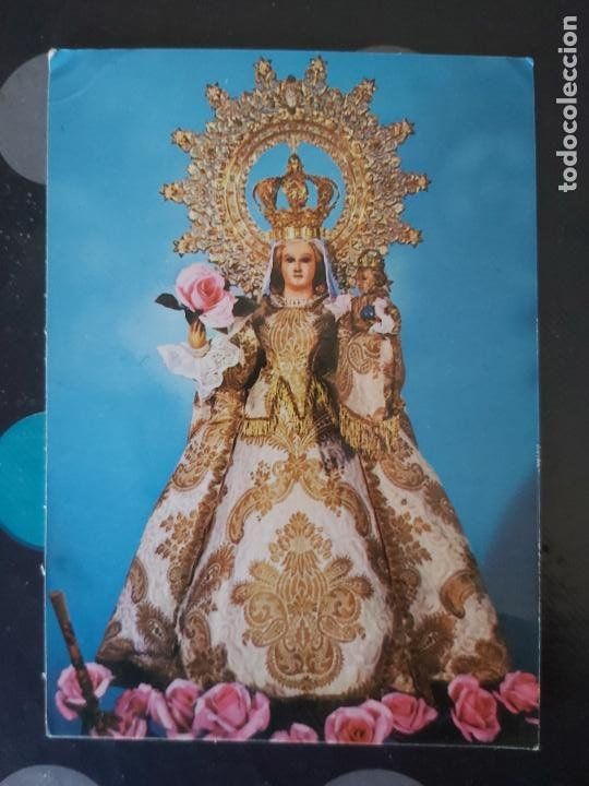 POSTAL NTRA. SRA. DEL VILLAR, CORELLA (NAVARRA) (Postales - España - Navarra Moderna (desde 1.940))