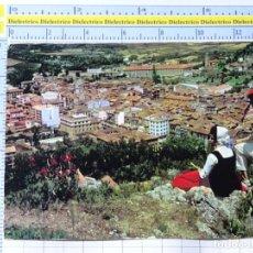 Postales: POSTAL DE NAVARRA. AÑO 1964. ESTELLA VISTA PARCIAL Y PAREJA TÍPICA. 143 TOMÁS . 1264. Lote 221826325