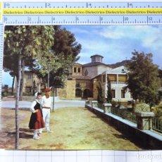 Postales: POSTAL DE NAVARRA. AÑO 1964. ESTELLA EXPLANADA DEL PUY Y PAREJA TÍPICA. 6 TOMAS. 1274. Lote 221827507