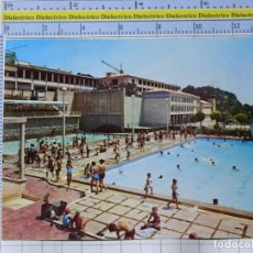 Postales: POSTAL DE NAVARRA. AÑO 1971. ESTELLA COLEGIO NUESTRA SEÑORA DEL PUY INSTALACIONES DEPORTIVAS. 1276. Lote 221827807