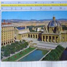 Postales: POSTAL DE NAVARRA. AÑO 1967. PAMPLONA MONUMENTO A LOS CAIDOS. 513 ZERKOWITZ 1280. Lote 221828117