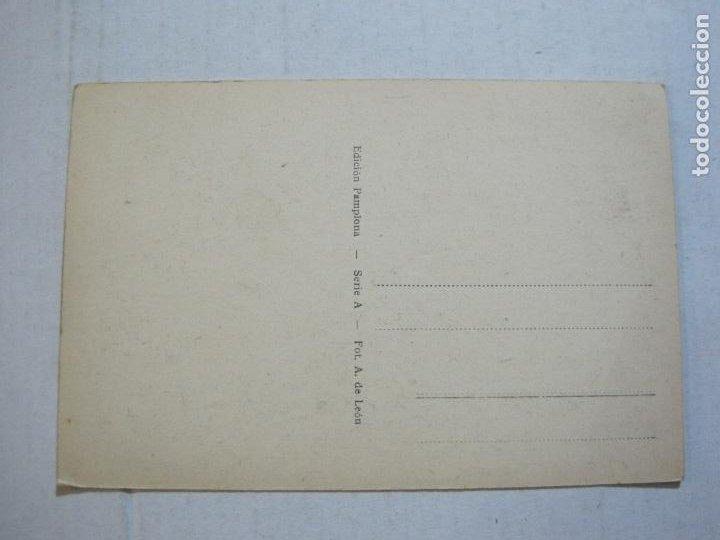 Postales: PAMPLONA-PORTAL DE TACONERA-POSTAL ANTIGUA-(75.110) - Foto 3 - 222079447