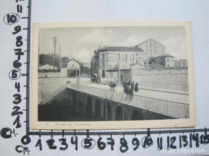 Postales: PAMPLONA-PORTAL DE TACONERA-POSTAL ANTIGUA-(75.110) - Foto 4 - 222079447