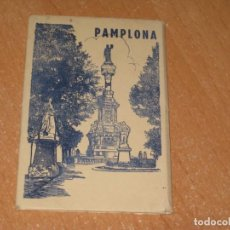 Postales: 10 POSTALES DE PAMPLONA. Lote 222195368