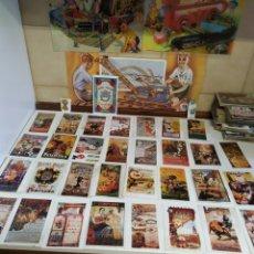 Postales: 34 POSTALES FIESTAS Y FERIAS SAN FERMÍN PAMPLONA. Lote 222643181