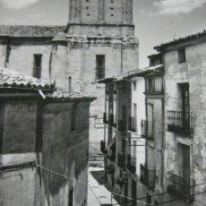 Postales: CIENTRUENIGO-TORRE DE LA IGLESIA-POSTALES VICTORIA-POSTAL ANTIGUA-(75.311). Lote 222710621