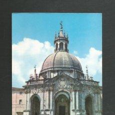 Postales: POSTAL SIN CIRCULAR - SANTUARIO DE LOYOLA 21 - NAVARRA - FACHADA PRINCIPAL - EDITA GAR. Lote 222823371