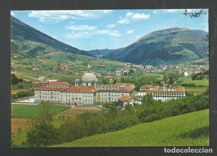 POSTAL SIN CIRCULAR - SANTUARIO DE LOYOLA 22 - NAVARRA - EDITA GAR (Postales - España - Navarra Moderna (desde 1.940))
