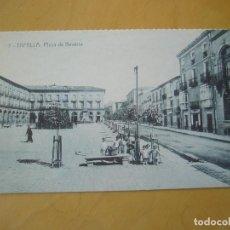 Cartes Postales: TAFALLA (NAVARRA) - PLAZA DE NAVARRA (COLECC. EDITADA POR CAJA DE NAVARRA/DIARIO DE NOTICIAS). Lote 223681240